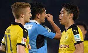 Kawasaki Frontale 0-6 Borussia Dortmund