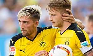 Luzern 1-4 Borussia Dortmund