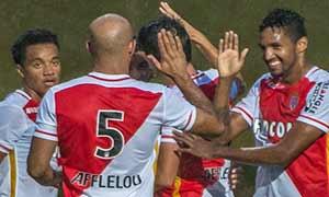 Mainz 1-5 AS Monaco