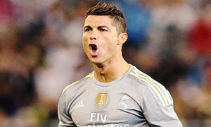Manchester City 1-4 Real Madrid