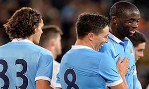 Melbourne City 0-1 Manchester City