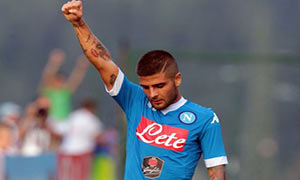 Napoli 8-0 Anaunia