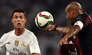 Real Madrid 0-0 (Pen 10-9) AC Milan
