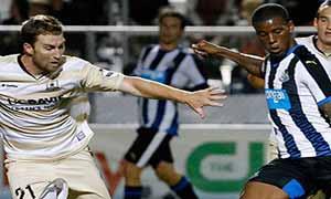 Sacramento Republic 0-1 Newcastle United