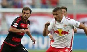 Salzburg 1-1 Bayer Leverkusen