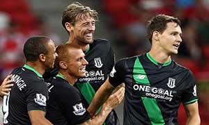 Stoke City 2-0 Singapore Select XI