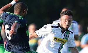 Swansea City 1-1 Borussia Monchengladbach