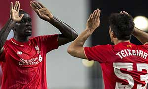 Thailand All Stars 0-4 Liverpool