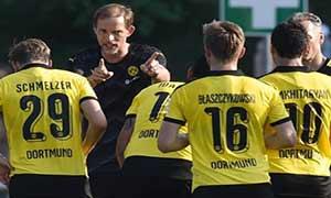 VFL Rhede 0-5 Borussia Dortmund
