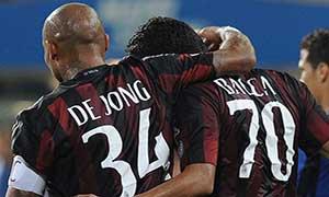 AC Milan 2-1 Inter