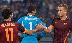 AS Roma 6-4 Sevilla