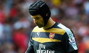Arsenal 0-2 West Ham United