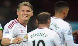 Aston Villa 0-1 Manchester United