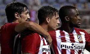 Atletico Madrid 3-0 Real Betis