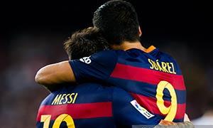 Barcelona 1-0 Malaga