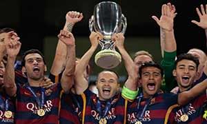Barcelona 5-4 Sevilla