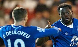 Barnsley 3-5 Everton
