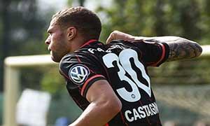 Bremer SV 0-3 Eintracht Frankfurt