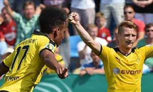 Chemnitzer FC 0-2 Borussia Dortmund