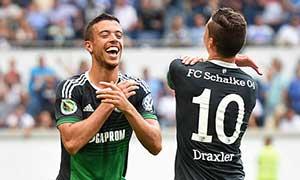 Duisburg 0-5 Schalke