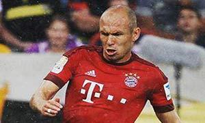 Dynamo Dresden 1-3 Bayern Munich