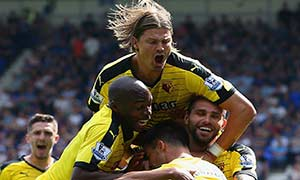 Everton 2-2 Watford