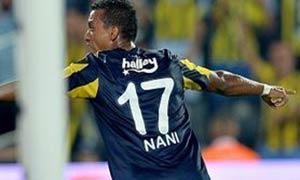 Fenerbahce 2-1 Antalyaspor