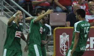 Granada 1-3 Eibar