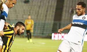 Inter 0-0 AEK Athens