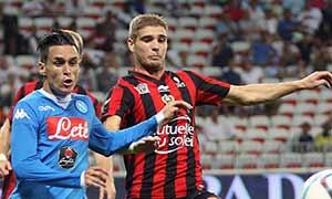 Nice 3-2 Napoli