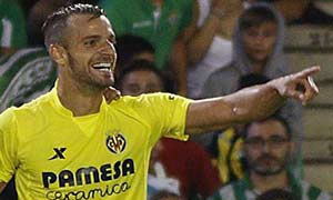 Real Betis 1-1 Villarreal