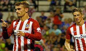 Real Sociedad 0-2 Atletico Madrid