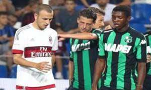 Sassuolo 1-1 (Pen 3-4) AC Milan