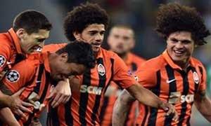 Shakhtar Donetsk 2-2 Rapid Wien