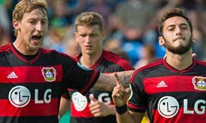 Sportfreunde Lotte 0-3 Bayer Leverkusen