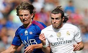Vaalerenga 0-0 Real Madrid