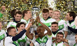 Wolfsburg 1-1 (Pen 5-4) Bayern Munich