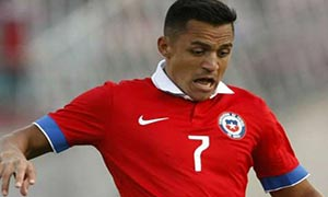 Chile 3-2 Paraguay