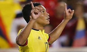 Colombia 1-1 Peru