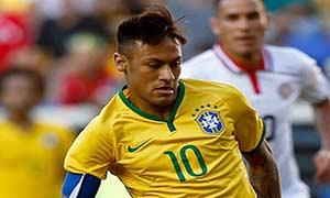 Costa Rica 0-1 Brazil