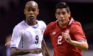 Costa Rica 1-0 Uruguay