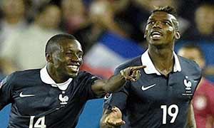 France 2-1 Serbia