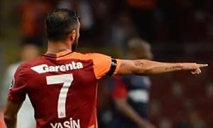 Galatasaray 1-1 Mersin