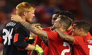 Liverpool 1-1 (Pen 3-2) Carlisle United