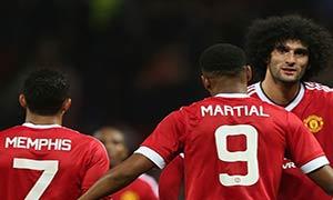 Manchester United 3-0 Ipswich Town