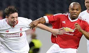 Manchester United Legends 4-2 Liverpool Legends