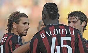 Mantova 2-3 AC Milan
