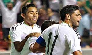 Mexico 3-3 Trinidad and Tobago