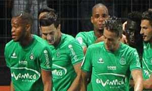 Montpellier 1-2 Saint-Etienne