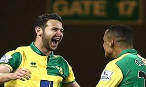 Norwich City 3-0 West Bromwich Albion